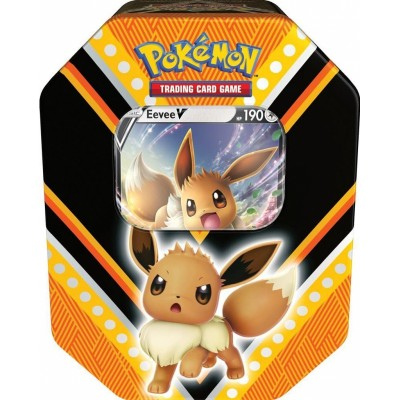 Fall Tin - Eevee
