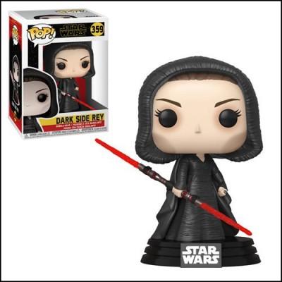 Funko POP! Star Wars Rise of Skywalker - Dark Rey Vinyl Figure 10cm