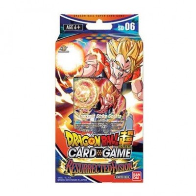 Dragon Ball SCG S5 Blue Starter Deck