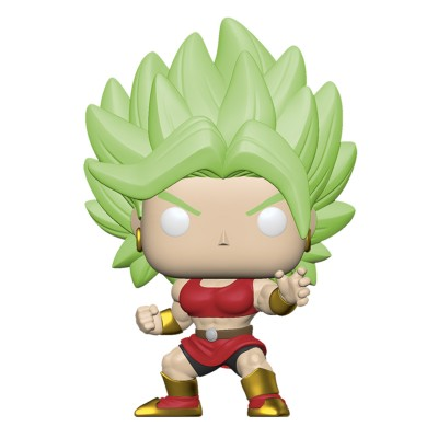 Animation: Dragon Ball Super S4 - Super Saiyan Kale