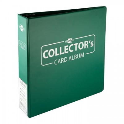 BF Collectors Album - Green