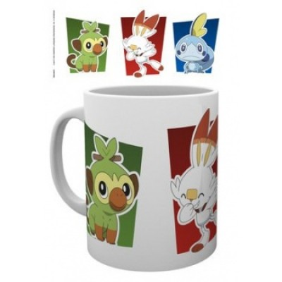 GBeye Mok - Pokemon Galar Starters