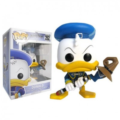 POP Keychain - Kingdom Hearts - Donald
