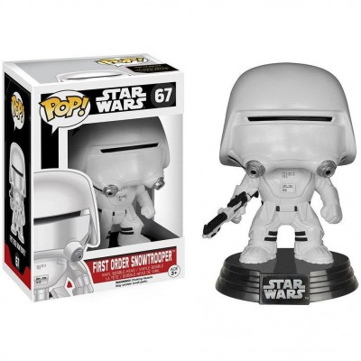 Funko POP! Star Wars Episode VII The Force Awakens - First Order Snowtrooper