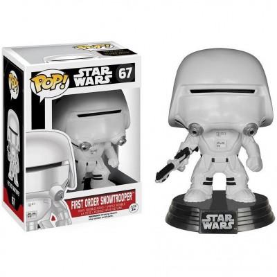 Funko POP! Star Wars Episode VII The Force Awakens - First Order Snowtrooper