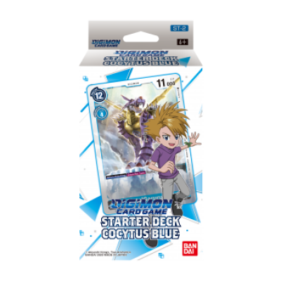 Digimon Starter Deck Cocytus Blue