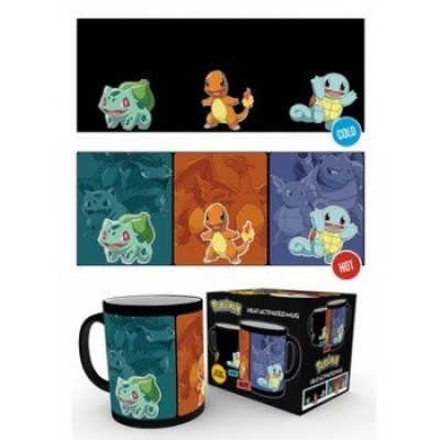 GBeye Heat Change Mug - Pokemon Evolve