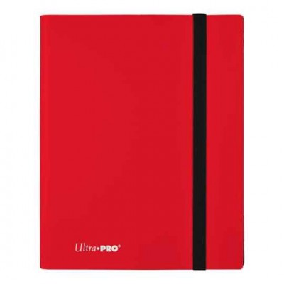 Ultra Pro Binder 9-Pocket Red
