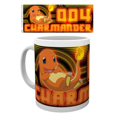 GBeye Mok - Pokemon Charmander Neon