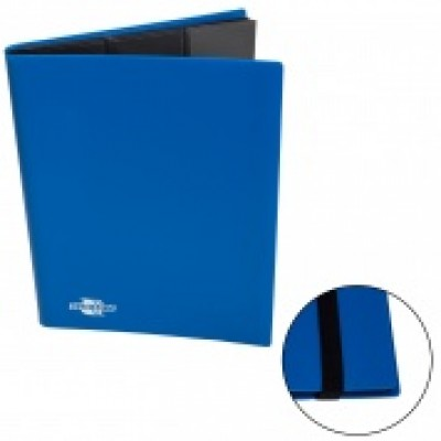 Flexible Album 9-Pocket - Blauw
