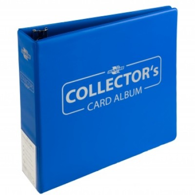 BF Collectors Album - Blue