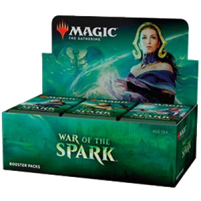 MTG - War of the Spark Booster Display (36 Packs)