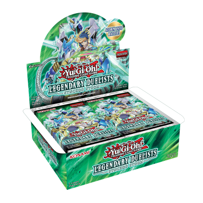 Legendary Duelists 8 - Synchro Storm Boosterbox