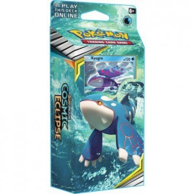 Sun & Moon Cosmic Eclipse Theme Deck - Kyogre
