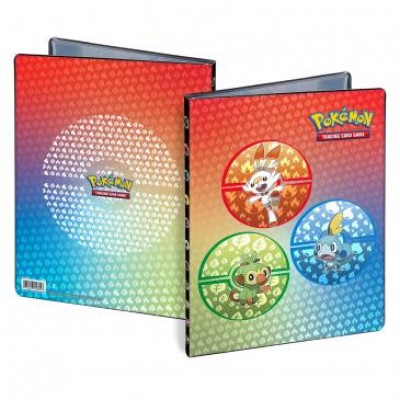 Portfolio 9-pocket Sword & Shield Galar Starters