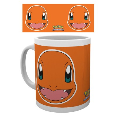 GBeye Mug - Pokemon Charmander Face