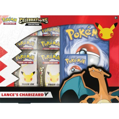 25th Celebrations Collection - Lance's Charizard V
