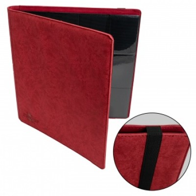 12-Pocket Premium Album Rood