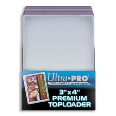 Ultra Pro Toploader Super Clear Premium
