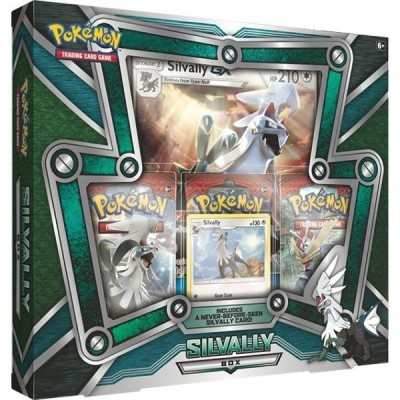 Silvally Box