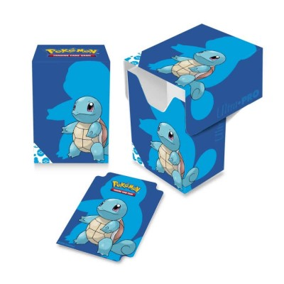Deck Box - Squirtle