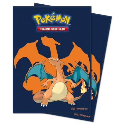 Sleeves Charizard - 65pcs