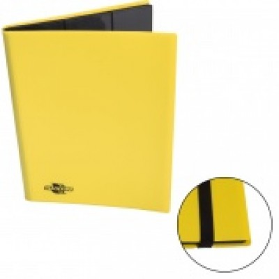 Flexible Album 9-Pocket - Yellow