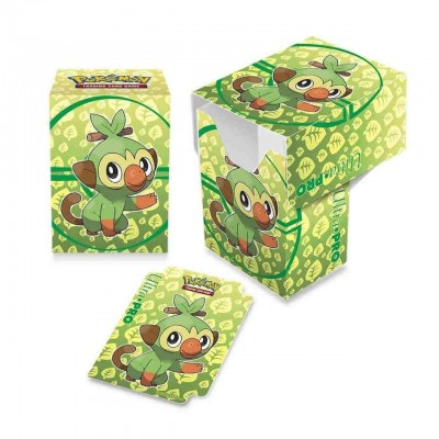 Deckbox Sword & Shield Galar - Grookey