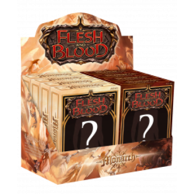 Flesh & Blood Monarch Blitz Decks Display (8st)
