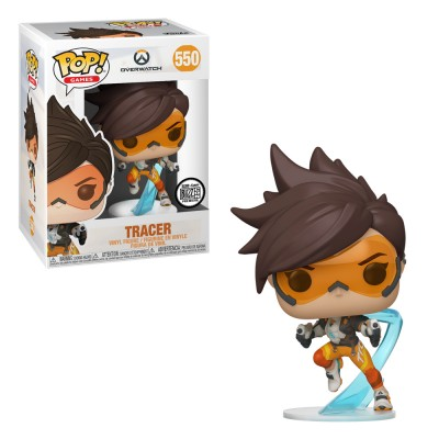 Funko POP! Overwatch - Tracer (OW2)