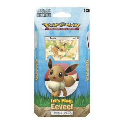 Let's Play! Eevee Theme Deck