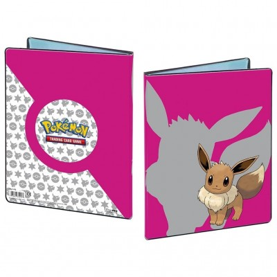 9-pocket Eevee Album