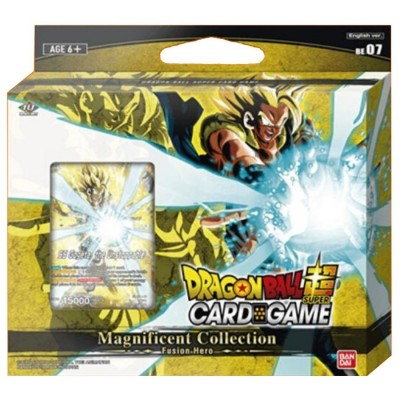 DragonBall Super Card Game Magnificent Collection Gogeta