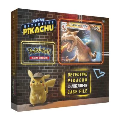 Detective Pikachu GX Box Charizard