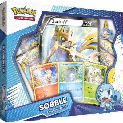 Galar Collection Box - Sobble / Zacian V