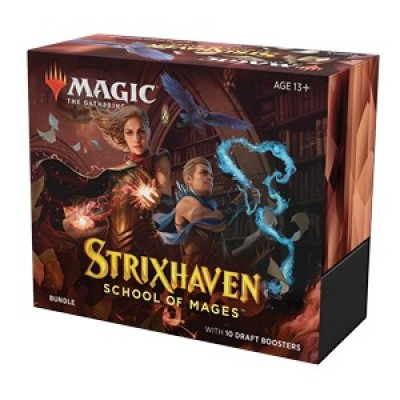 Strixhaven Bundle ENG