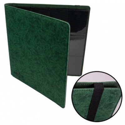 12-Pocket Premium Album Green