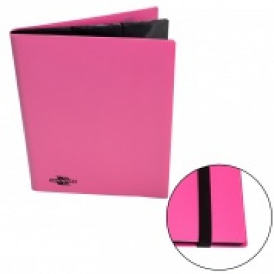 Flexible Album 9-Pocket - Pink