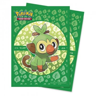 Sleeves Sword & Shield Galar - Grookey (65st)