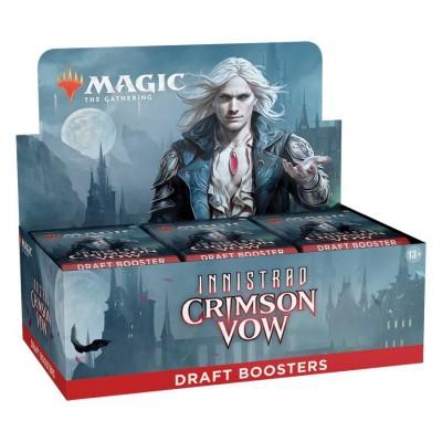 Crimson Vow Draft Boosterbox