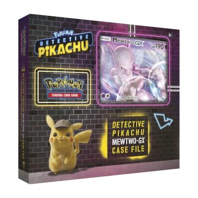 Detective Pikachu GX Box Mewtwo