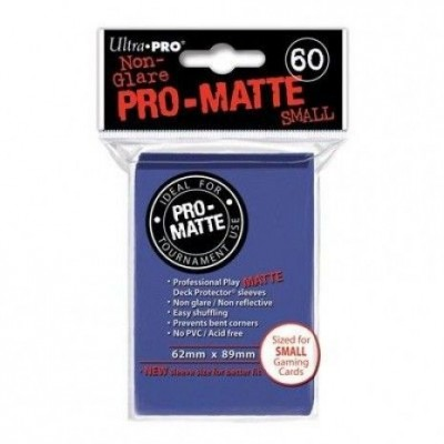 Ultra Pro Sleeves Matte Blue