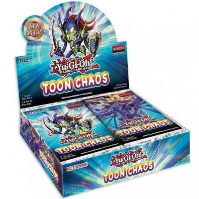 Toon Chaos Boosterbox