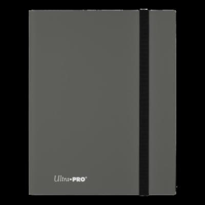 Ultra Pro Binder 9-Pocket Smoke Grey