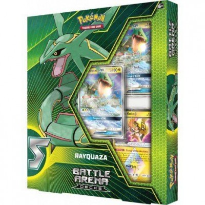 Battle Arena Deck Rayquaza