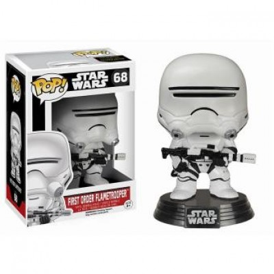 Funko POP! Star Wars Episode VII The Force Awakens - First Order Flametrooper