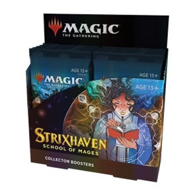 Strixhaven Collector Boosterbox ENG