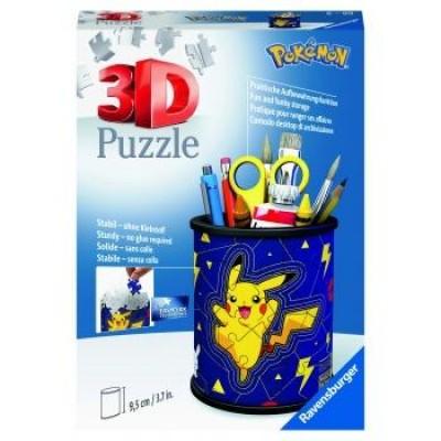 Ravensburger 3D Sonderformen Utensilo - Pokémon 54pc