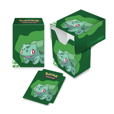 Deck Box Bulbasaur