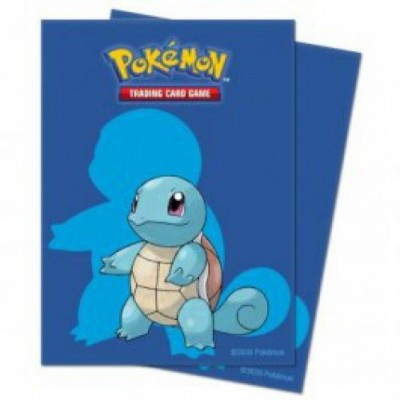Sleeves Squirtle - 65pcs